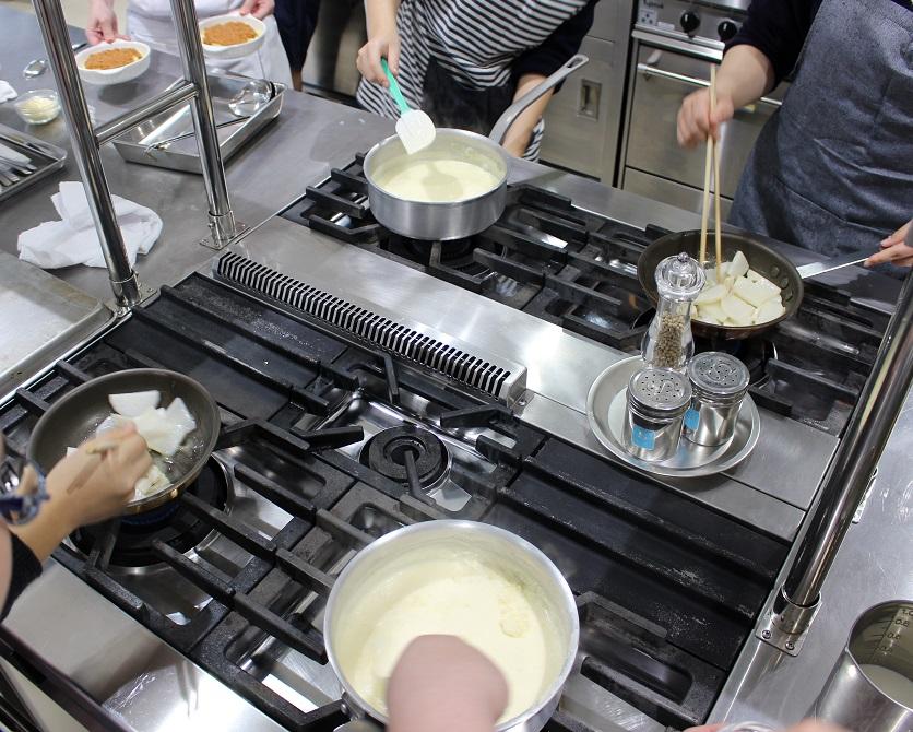 調理製菓③