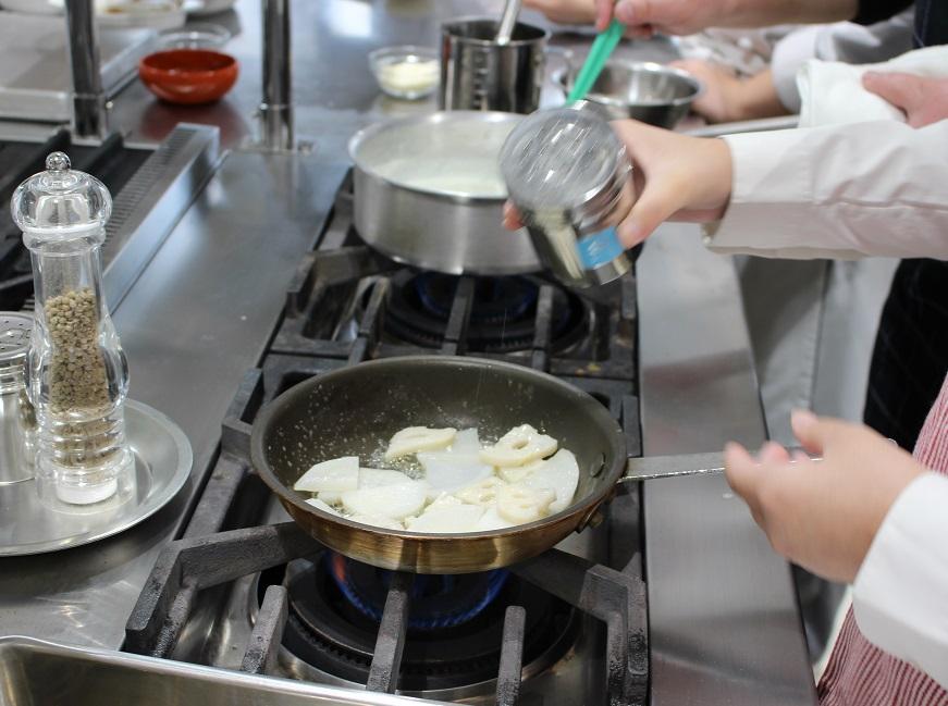 調理製菓②