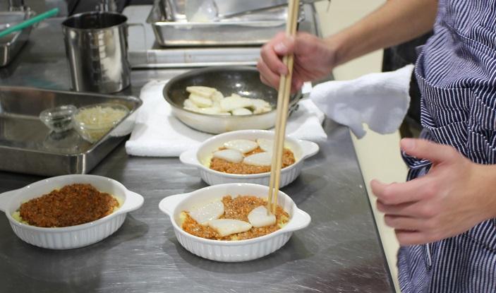 調理製菓④